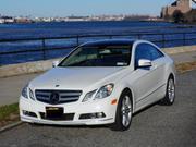 Mercedes-benz E-class 37000 miles