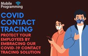 Contact Tracing Application | Bluetooth Contact Tracing App |